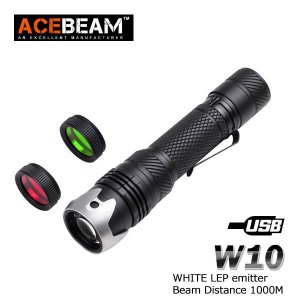 【ACEBEAM】W10|blackwolf