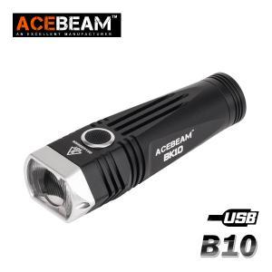 ACEBEAM BK10/CREE XHP35HI MAX2000ルーメン/バッテリー(装着)|blackwolf