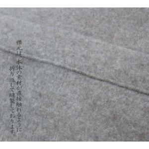 日本製のシングルサイズのカシミヤ毛布(毛羽部分)です。工場直販のこだわりある商品です。|blan-co|03