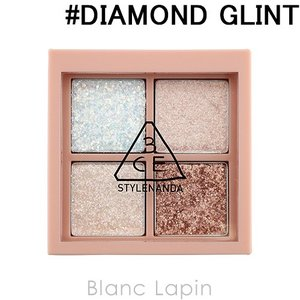 スリーコンセプトアイズ 3CE ミニマルチアイカラーパレット #DIAMOND GLINT 3.2g [980947]【メール便可】 blanc-lapin