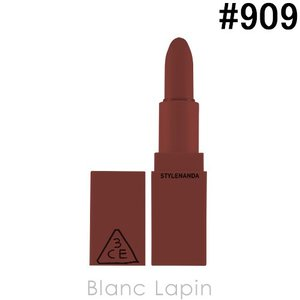 スリーコンセプトアイズ 3CE ムードレシピマットリップカラー #909 SMOKED ROSE [394193]【メール便可】|blanc-lapin
