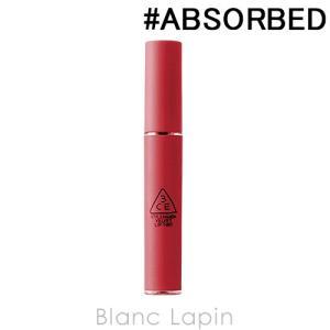スリーコンセプトアイズ 3CE ベルベットリップティント #ABSORBED 4g [398030]【メール便可】|blanc-lapin