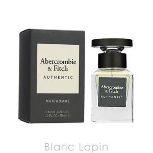 アバクロンビー&フィッチ ABERCROMBIE & FITCH オーセンティックマン EDT 30ml [166036]|blanc-lapin