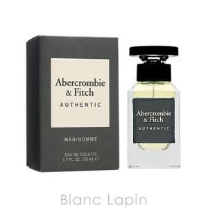 アバクロンビー&フィッチ ABERCROMBIE & FITCH オーセンティックマン EDT 50ml [166029]|blanc-lapin