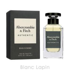 アバクロンビー&フィッチ ABERCROMBIE & FITCH オーセンティックマン EDT 100ml [166012]|blanc-lapin