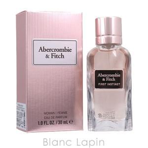 アバクロンビー&フィッチ ABERCROMBIE & FITCH ファーストインスティンクトフォーハー EDP 30ml [163189]|blanc-lapin