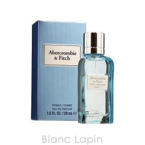 アバクロンビー&フィッチ ABERCROMBIE & FITCH ファーストインスティンクトブルーフォーハー EDP 30ml [167200]|blanc-lapin