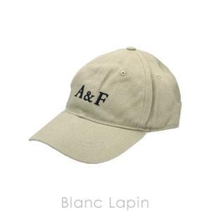 【ノベルティ】 アバクロンビー&フィッチ ABERCROMBIE & FITCH キャップ  [163936] blanc-lapin