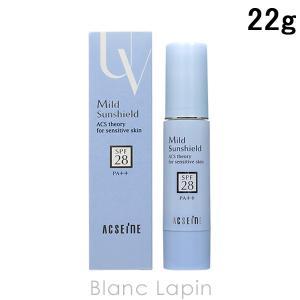 アクセーヌ ACSEINE マイルドサンシールド SPF28/PA++ 22g [049970]|blanc-lapin