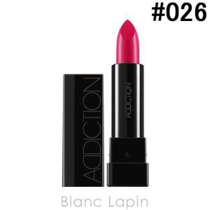 アディクション ADDICTION リップスティックピュア #026 Lady Camellia 3.8g [491043]【メール便可】|blanc-lapin