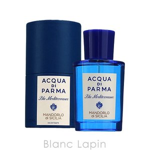 アクアディパルマ ACQUA DI PARMA ブルーメディテラネオマンドルロディシチリア  EDT 75ml [570032]|blanc-lapin
