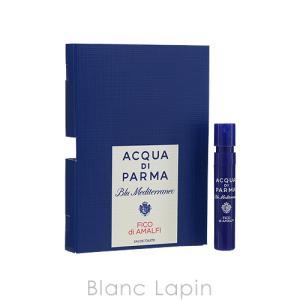 【ミニサイズ】 アクアディパルマ ACQUA DI PARMA ブルーメディテラネオフィーコ EDT 1.2ml [572289]|blanc-lapin