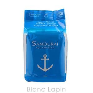 アランドロン ALAIN DELON サムライアクアマリンフレグランスクールシート 30枚 [231957] blanc-lapin