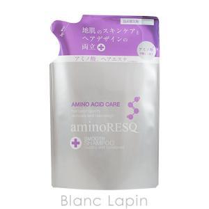 アミノレスキュー aminoRESQ スムースシャンプー 詰替用 350ml [641026]|blanc-lapin