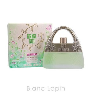 アナスイ ANNA SUI スイドリームスイングリーン EDT 30ml [081711]|blanc-lapin