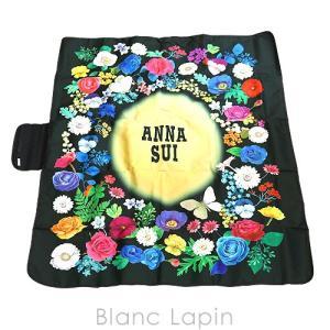 【ノベルティ】 アナスイ ANNA SUI レジャーシート #ブラック [065557]|blanc-lapin