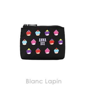 【ノベルティ】 アナスイ ANNA SUI カップケーキブラックコインケース #ブラック [894776]【メール便可】|blanc-lapin