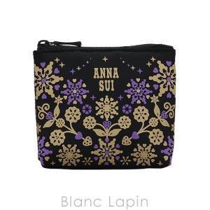 【ノベルティ】 アナスイ ANNA SUI コインケース #ブラック [041797]|blanc-lapin