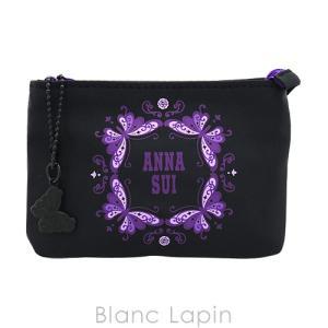 【ノベルティ】 アナスイ ANNA SUI コインケース #ブラック [047232]【メール便可】|blanc-lapin
