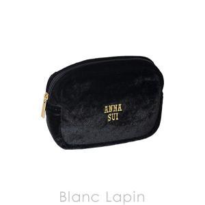 【ノベルティ】 アナスイ ANNA SUI コスメポーチS #ブラック [049267]【メール便可】|blanc-lapin
