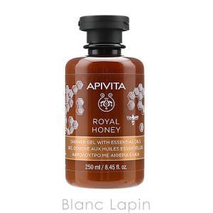 アピヴィータ APIVITA ロイヤルハニーシャワージェル 300ml [035983/60237]|blanc-lapin