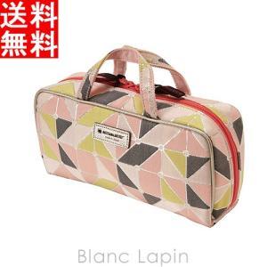 アルティザン&アーティスト ARTISAN&ARTIST ブラシケース付きバッグ型ポーチ 9WP-PL619 パステル・パレット #ピンク [141823]|blanc-lapin