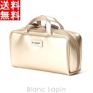 アルティザン&アーティスト ARTISAN&ARTIST ブラシケース付きバッグ型ポーチ 8WP-PT619 デイリー ゴールド #ゴールド [136867]|blanc-lapin