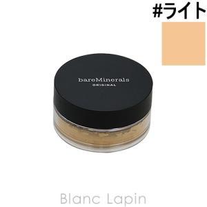ベアミネラル bareminerals オリジナルファンデーション SPF15・PA++ #ライト 8g [269600]【メール便可】|blanc-lapin