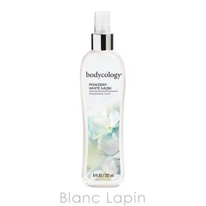 ボディコロジー bodycology フレグランスミスト パウダリーホワイトムスク 237ml [033572] blanc-lapin