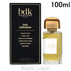 ビーディーケーパルファム BDK Parfums ウードアブラマド EDP 100ml [450047]【hawks202110】 blanc-lapin