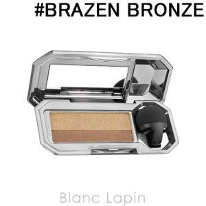 ベネフィット benefit ゼアーリアルデュオシャドウブレンダー #BRAZEN BRONZE 3.5g [071187]【メール便可】|blanc-lapin