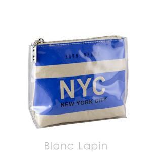 【ノベルティ】 ボビイブラウン BOBBI BROWN コスメポーチ NYC [061658]|blanc-lapin