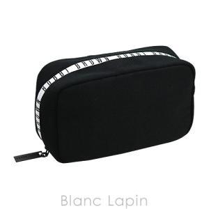 【ノベルティ】 ボビイブラウン BOBBI BROWN コスメポーチ パイピング #ブラック [059150]【メール便可】|blanc-lapin
