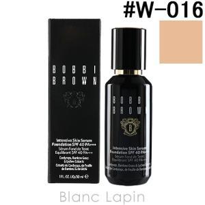 ボビイブラウン BOBBI BROWN インテンシブスキンセラムファンデーションSPF40 #W-016 ウォームポーセリン 30ml [201900]|blanc-lapin