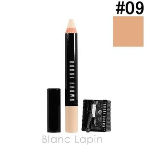 【ペンシル欠け】ボビイブラウン BOBBI BROWN リタッチングフェイスペンシル #09 ライト 2.4g [123929]【メール便可】 blanc-lapin