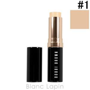 ボビイブラウン BOBBI BROWN スキンファンデーションスティック #1 ウォームアイボリー 9g [124292]【メール便可】|blanc-lapin