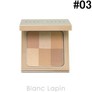 ボビイブラウン BOBBI BROWN ヌードフィニッシュイルミネイティングパウダー #03 ヌード 6.6g [158143]【メール便可】 blanc-lapin