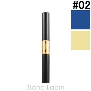 ボビイブラウン BOBBI BROWN デュアルエンドロングウェアリキッドライナー #02 アズーロ/オーロ 2.3ml [194103]【メール便可】|blanc-lapin