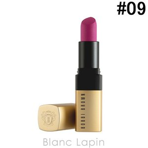 ボビイブラウン BOBBI BROWN リュクスマットリップカラー #09 バイブラントバイオレット 4.5g [192666]【メール便可】|blanc-lapin