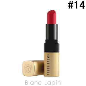 ボビイブラウン BOBBI BROWN リュクスマットリップカラー #14 オンファイア 4.5g [192710]【メール便可】|blanc-lapin