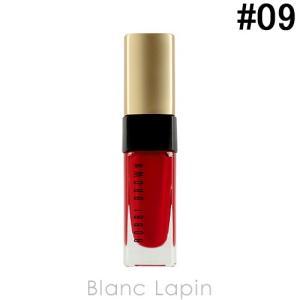 ボビイブラウン BOBBI BROWN リュクスリキッドリップベルベットマット #09 スターレットスカーレット 6ml [208541]【メール便可】|blanc-lapin