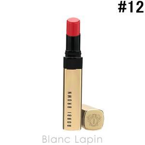 ボビイブラウン BOBBI BROWN リュクスシャインインテンスリップスティック #12 ショーストッパー 3.4g [225579]【メール便可】|blanc-lapin