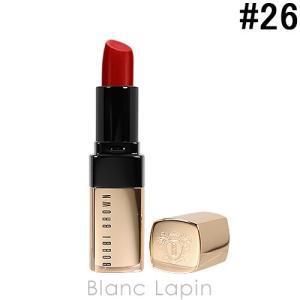 ボビイブラウン BOBBI BROWN リュクスリップカラー #26 レトロレッド 3.8g [151830]【メール便可】|blanc-lapin