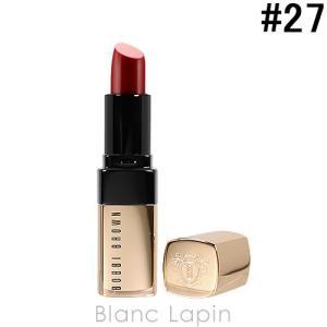 ボビイブラウン BOBBI BROWN リュクスリップカラー #27 レッドベルベット 3.8g [151847]【メール便可】|blanc-lapin