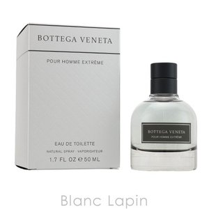 ボッテガヴェネタ Bottega Veneta プールオムエクストリーム EDT 50ml [751613] blanc-lapin
