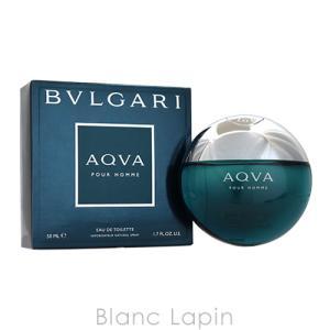 【アウトレット/展示品】ブルガリ BVLGARI アクアプールオム EDT 50ml 香水 [911026]【アウトレットキャンペーン】|blanc-lapin