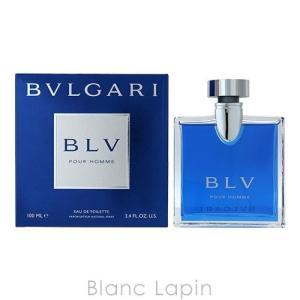 【箱・外装不良】ブルガリ BVLGARI ブループールオム EDT SP 100ml 香水 [881589/111765/881596]|blanc-lapin