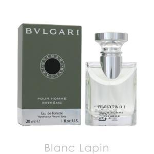 ブルガリ BVLGARI ブルガリプールオム エクストリーム EDT 30ml 香水 [833892/111574/833847]|blanc-lapin