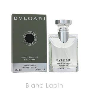 【箱・外装不良】ブルガリ BVLGARI ブルガリプールオム エクストリーム EDT 50ml 香水 [833199/833144]|blanc-lapin