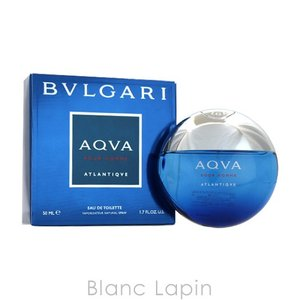 ブルガリ BVLGARI アクアプールオムアトランティック EDT 50ml [913037]|blanc-lapin